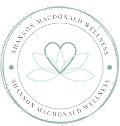 Shannon MacDonald Wellness Collection Alternative Logo For Interior Pages Navigation